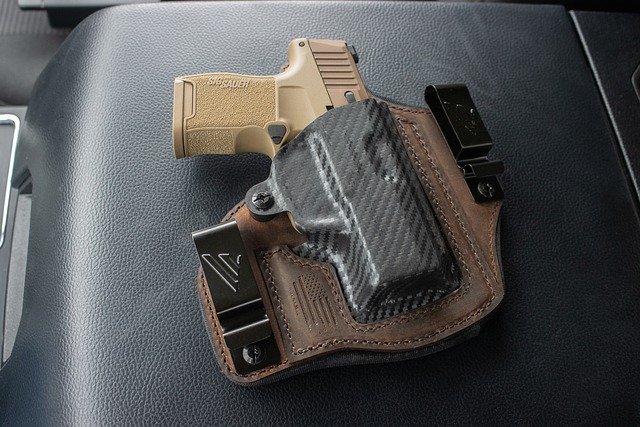 If you have a pistol, you should have a good holster.