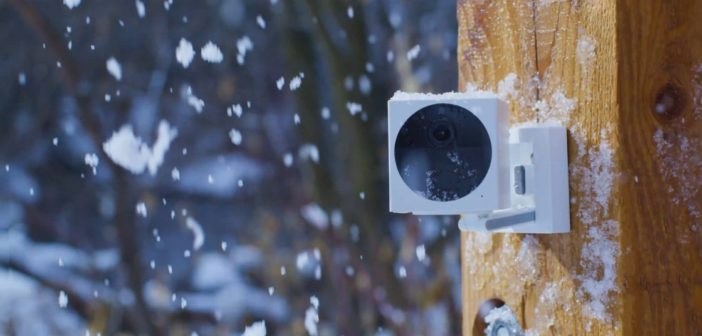 Security Cameras are a good option for outside alerts of who is near your property.