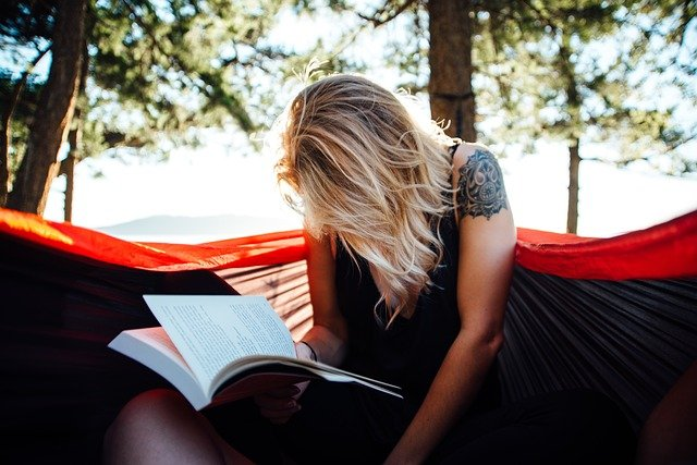 Reading more about a subject that causes you stress can help with staying calm.