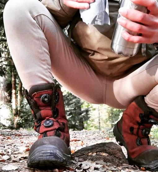 Quality boots usually made for hiking are doomsday clothing staples.