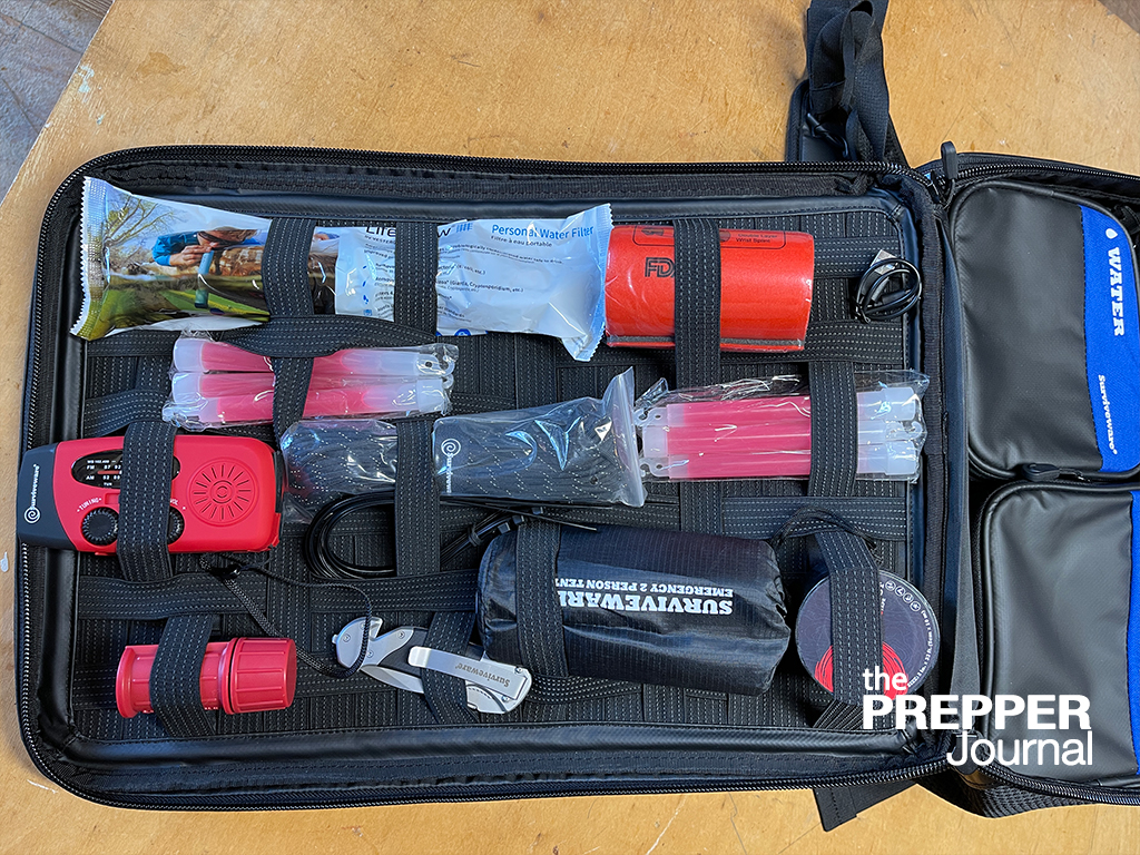 [Review] Surviveware 72 Hour Survival Backpack - The Prepper Journal