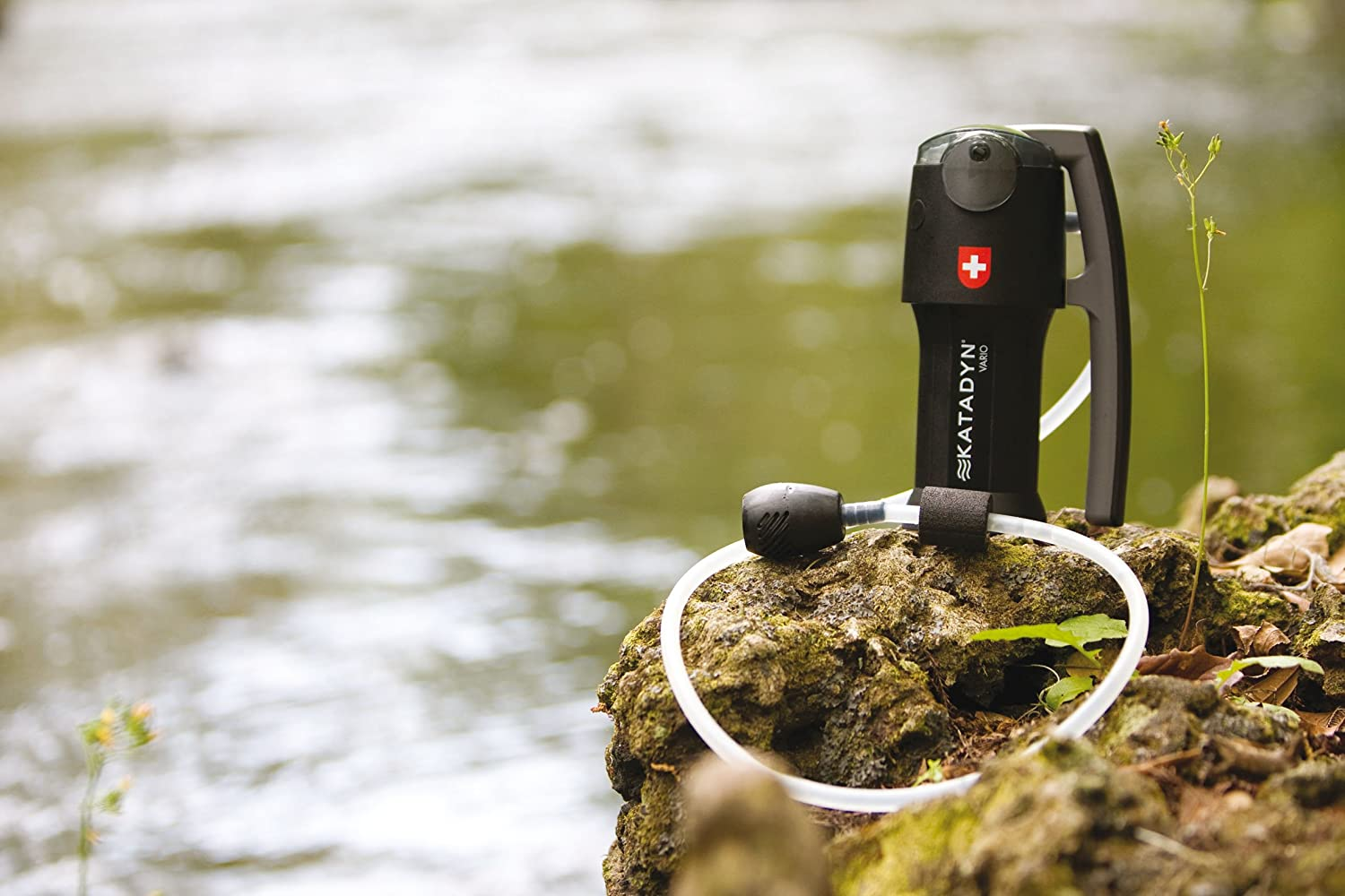 Another superb survival water filter choice.