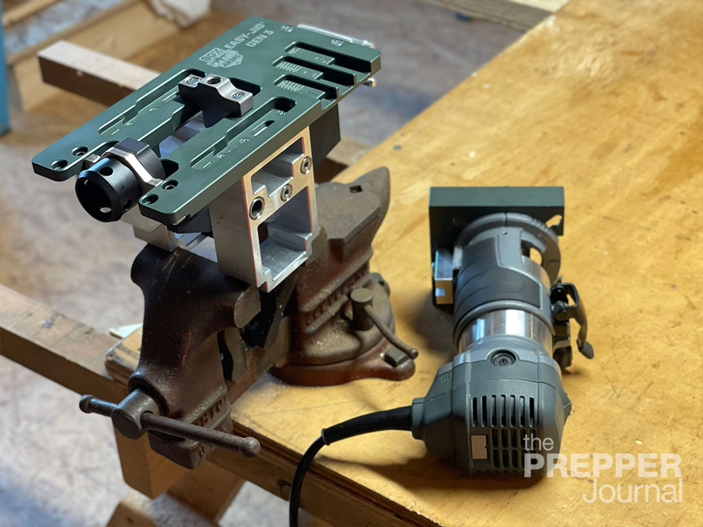 [Review] 80 Percent Arms Easy Jig Gen 3 – Awesomeness - The Prepper Journal
