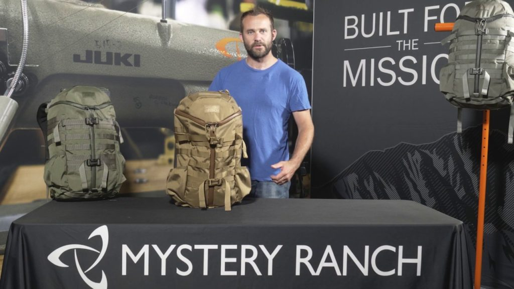Mystery Ranch makes very high-quality survival backpacks