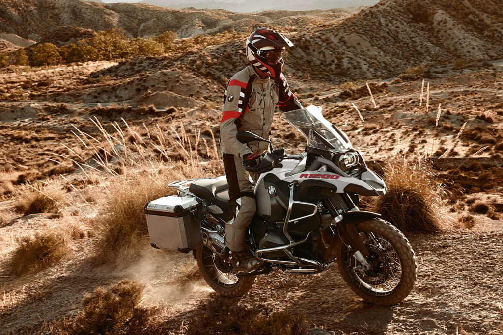 A good off-road motorcycle in capable hands can take you far afield.