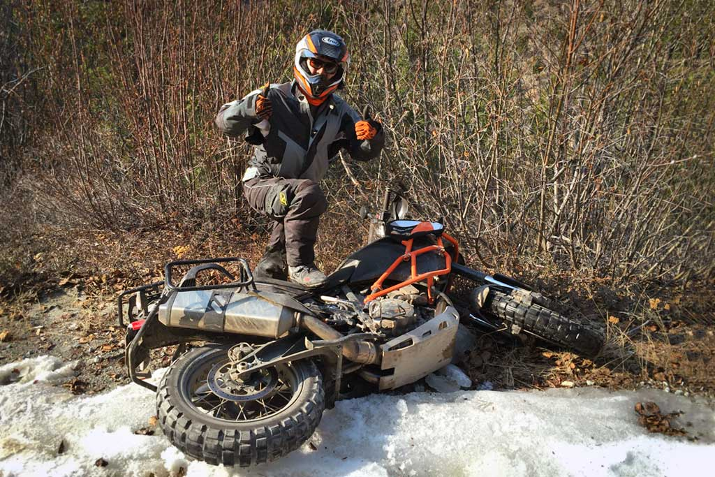 Why An Off-Road Motorcycle Is Essential When The Grid Goes Down - The Prepper Journal
